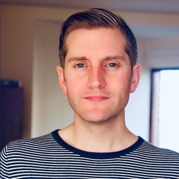 Garrett Sheridan, Principle UX & Product Designer, Marino Software