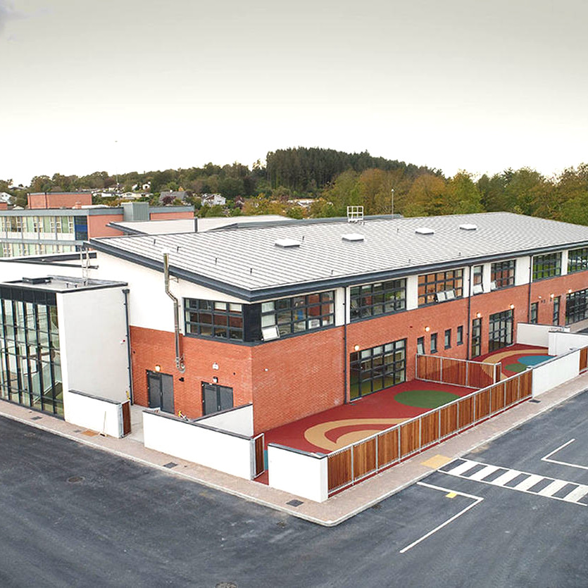 St. Patrick's Comprehensive School - Co. Clare