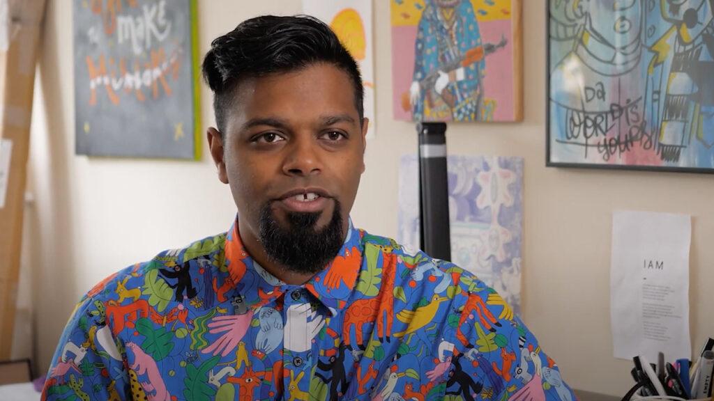 B!G Interview – Ashwin Chacko